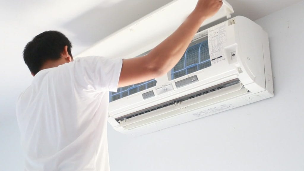 Samsung Home Aircon Unit Maintenance