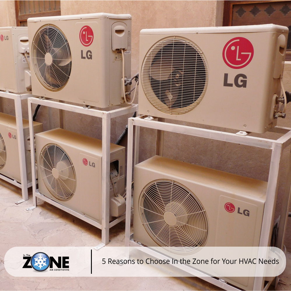 6 outer airconditioning units